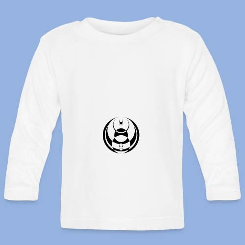Seven nation army Noir - T-shirt manches longues Bébé