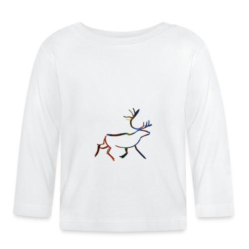 Rein - Langarmet baby-T-skjorte