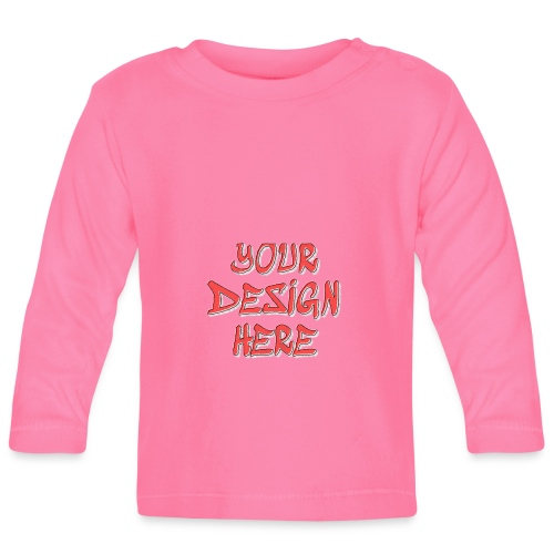 TextFX - Baby Long Sleeve T-Shirt