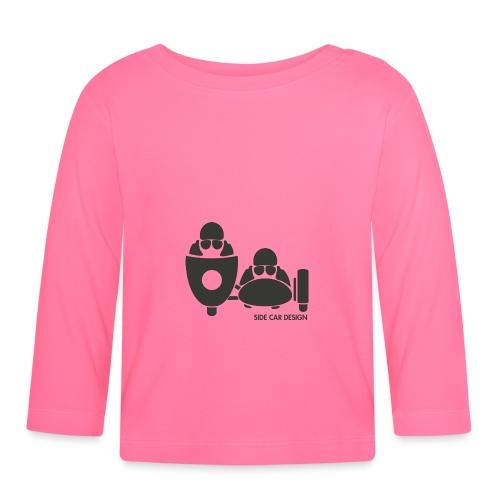 BASSET LOGO - T-shirt manches longues Bébé