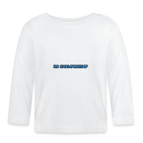 logo-png - Långärmad T-shirt baby