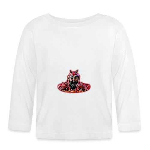 DEMONIO - Camiseta manga larga bebé