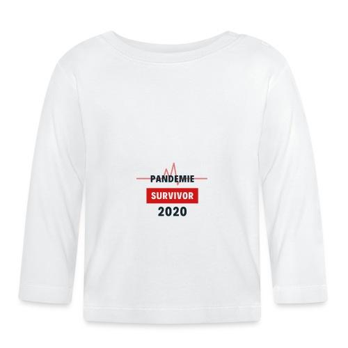 Pandemie Survivor - Baby Langarmshirt