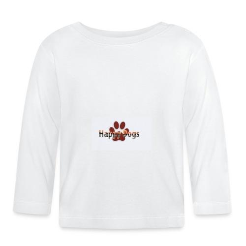 Happy dogs - Baby Langarmshirt