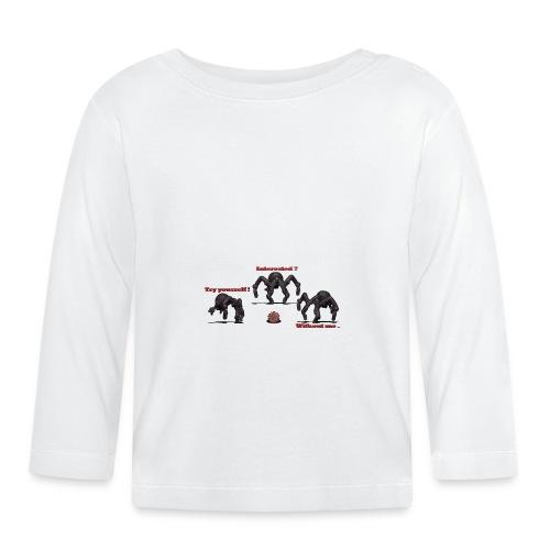 Spider Covid19 - T-shirt manches longues Bébé