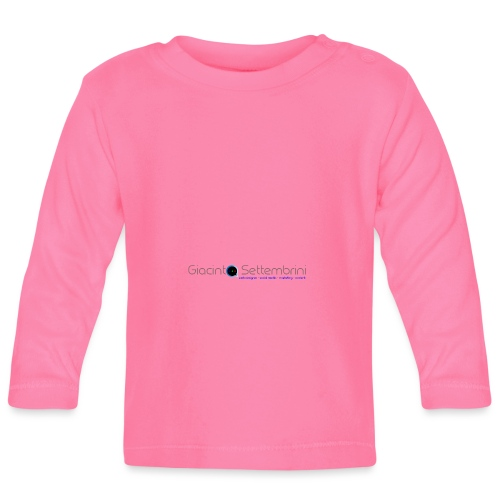 Giacinto Settembrini Web & Social - Maglietta a manica lunga per bambini