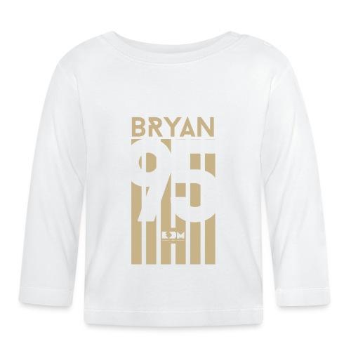 Bryan - Maglietta a manica lunga per bambini