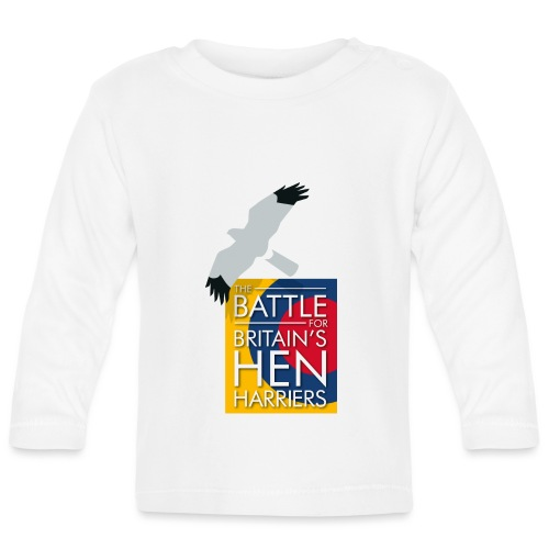 New for 2017 - Women's Hen Harrier Day T-shirt - Baby Long Sleeve T-Shirt
