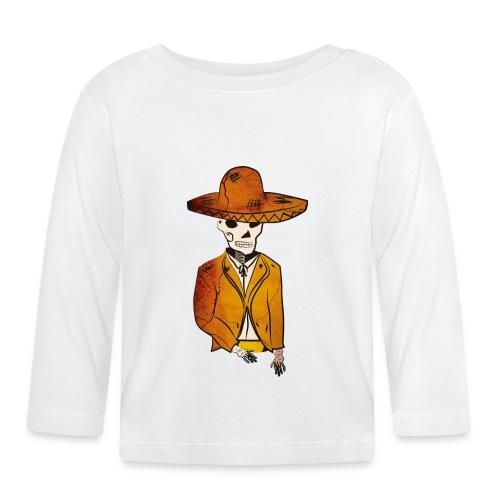 Mariachi morti - Maglietta a manica lunga per bambini