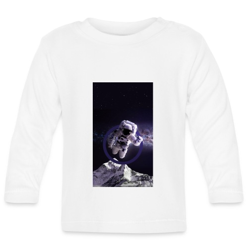 Space - T-shirt manches longues Bébé