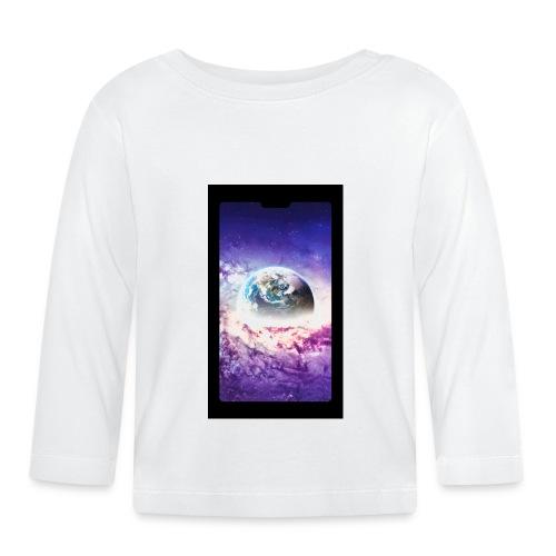 Univers - T-shirt manches longues Bébé