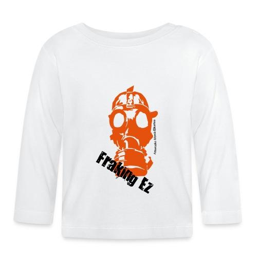 Anti - fraking - Camiseta manga larga bebé