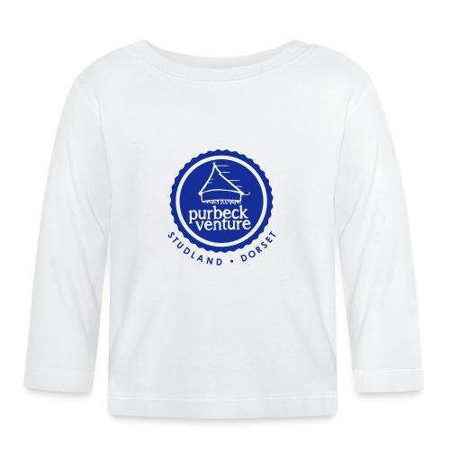 Purbeck Venture badge - Baby Long Sleeve T-Shirt