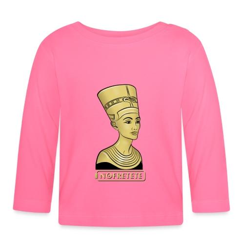 Nofretete I Königin von Ägypten - Baby Langarmshirt