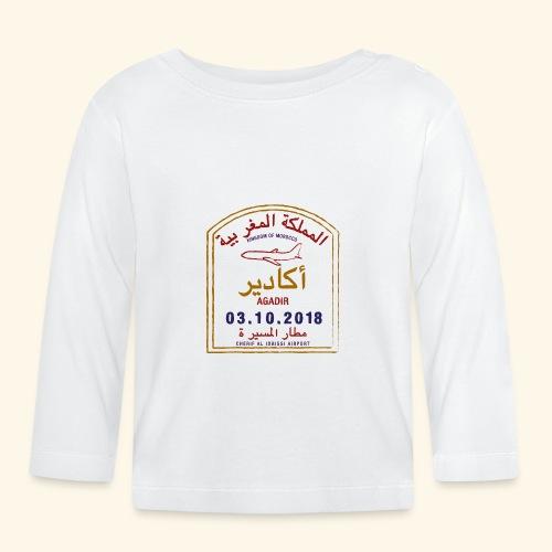 Agadir - T-shirt manches longues Bébé