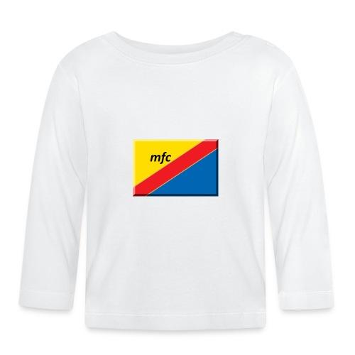 Mambo fc - Maglietta a manica lunga per bambini