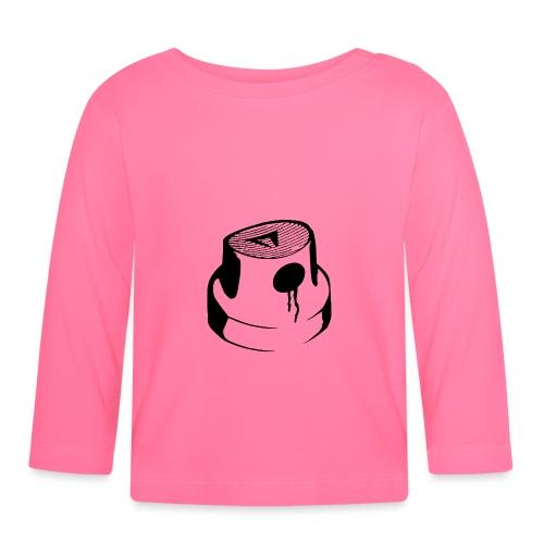 Graffiti can - T-shirt manches longues Bébé