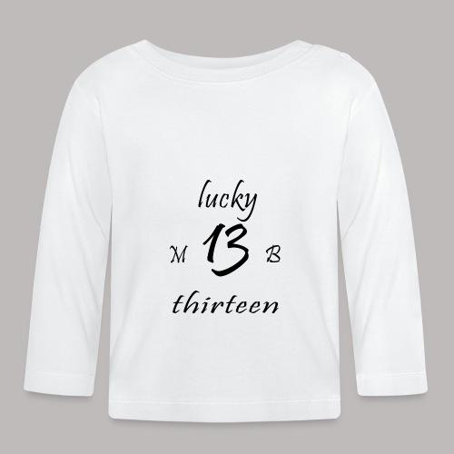 lucky 13 MB - Baby Long Sleeve T-Shirt
