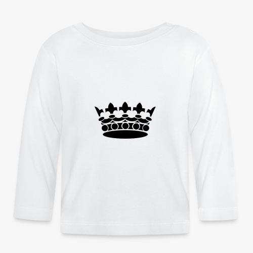 King Crown Mobilskal - Långärmad T-shirt baby