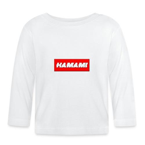 HAMAMI - Maglietta a manica lunga per bambini