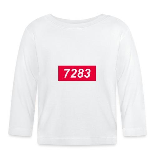7283-transparent - Baby Long Sleeve T-Shirt