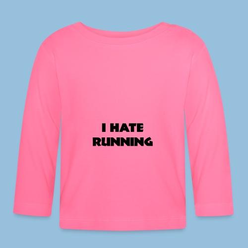 I hate running 001 - T-shirt