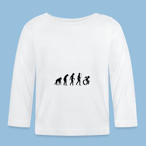 EvolutionWheelchair2 - T-shirt