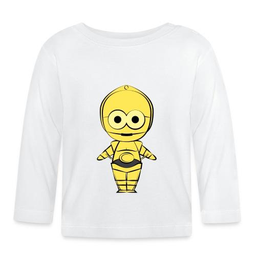 C-3PO - T-shirt manches longues Bébé