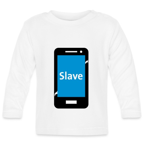 Slave to my phone 1 - T-shirt