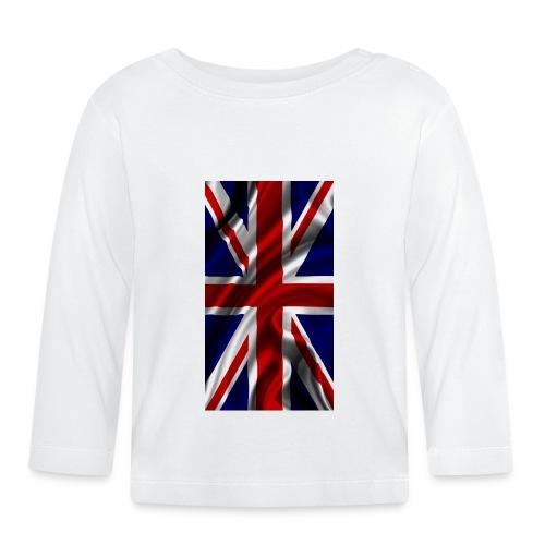 English flag - Baby Long Sleeve T-Shirt