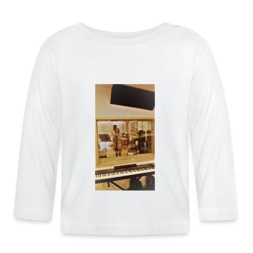 fan de caro - T-shirt manches longues Bébé