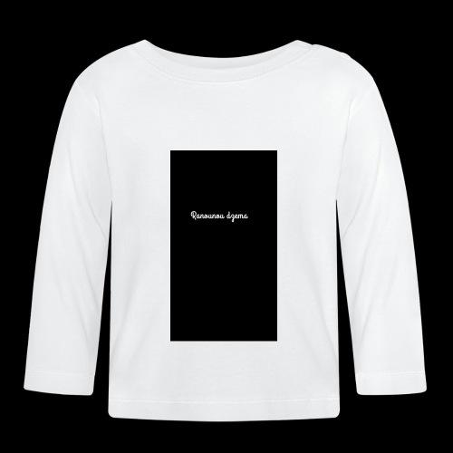Body design Ranounou dezma - T-shirt manches longues Bébé