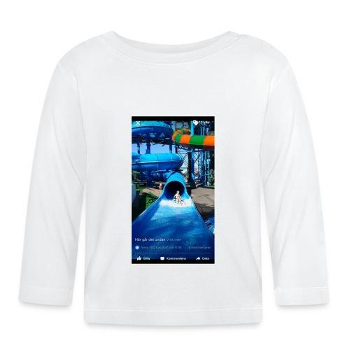 Bad - Långärmad T-shirt baby