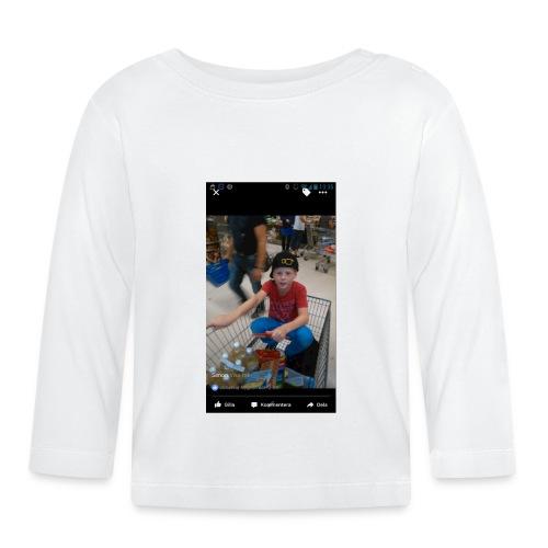 Ullared tur - Långärmad T-shirt baby