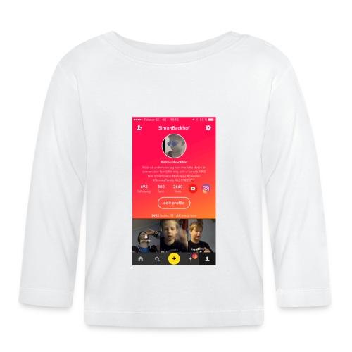 IMG 0223 - Långärmad T-shirt baby