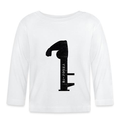 bi zooka - Langærmet babyshirt