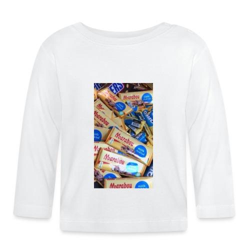 EAC4CD8B D35B 49D7 B886 9A724146DD0D - Långärmad T-shirt baby