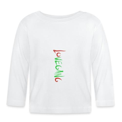 Lovegang - Vauvan pitkähihainen paita