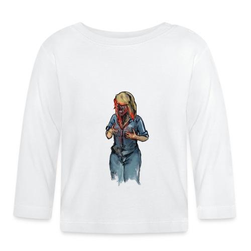 Zombie Mocking - Baby Langarmshirt