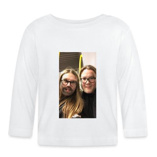 I just hit the switch *flip flip* - Långärmad T-shirt baby
