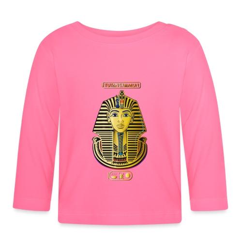 Tutanchamun I Goldmaske I Ägypten - Baby Langarmshirt