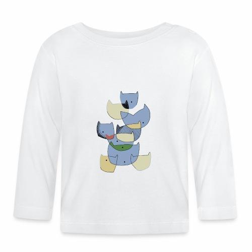 cats coloured - katten gekleurd - T-shirt