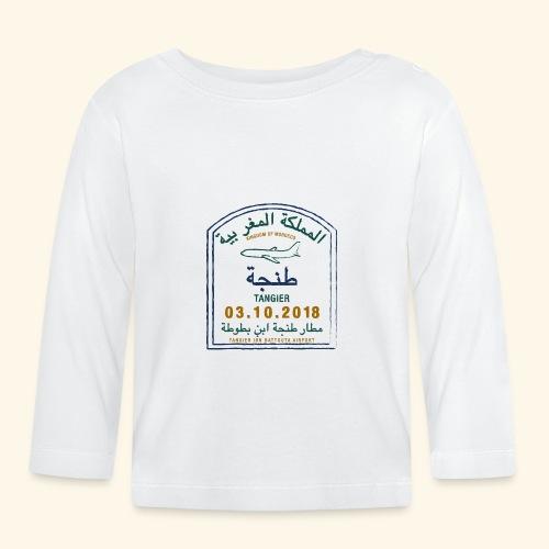 Tanger - T-shirt manches longues Bébé
