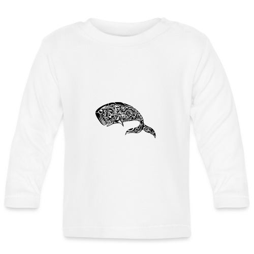 Dear Moby - Baby Long Sleeve T-Shirt
