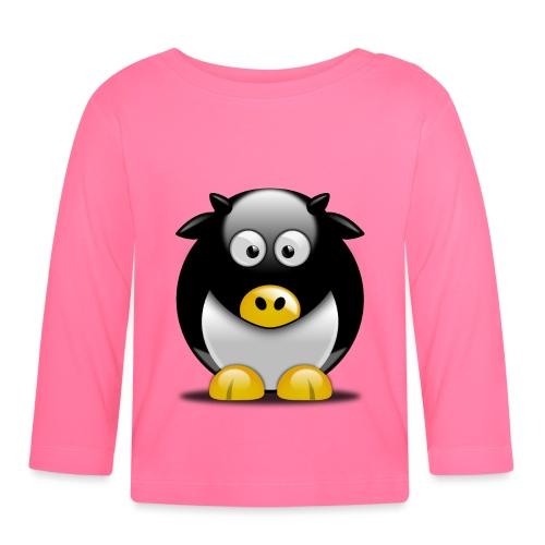 Mascotte MayLUG - T-shirt manches longues Bébé