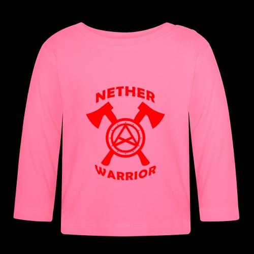 Nether Warrior T-shirt - Maglietta a manica lunga per bambini