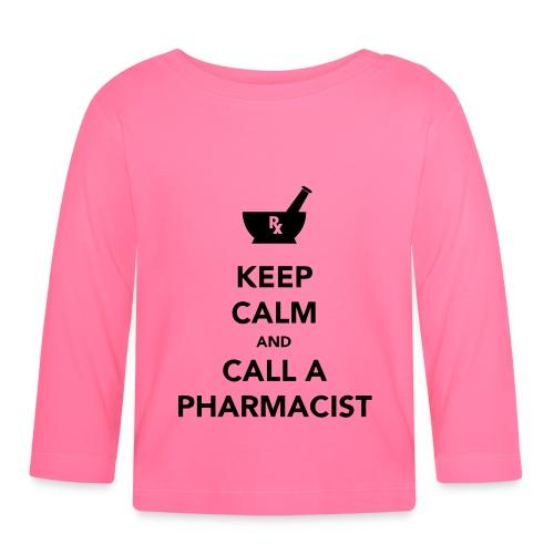 Keep Calm - Pharma - Baby Long Sleeve T-Shirt