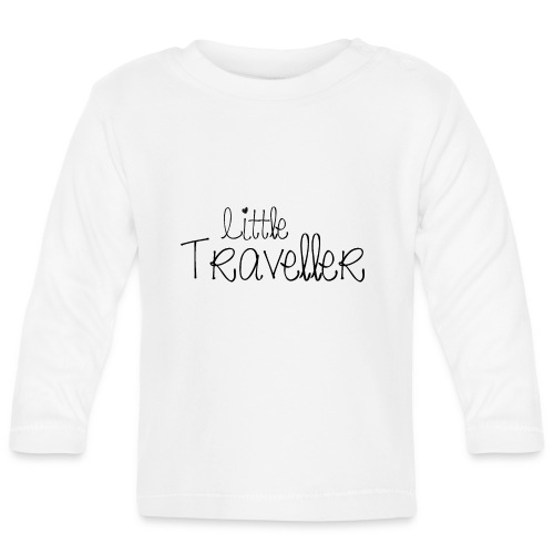 Little Traveller - Baby Langarmshirt