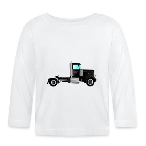 Trucking - Baby Langarmshirt