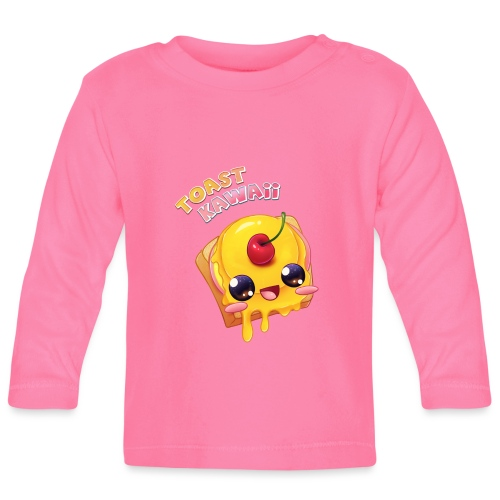 Toast Kawaii - Baby Langarmshirt